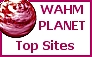 WAHM Planet Top 100 WAHM Sites